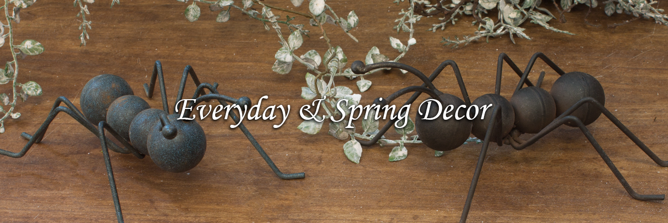 2019.05.02 - Everyday and Spring Decor