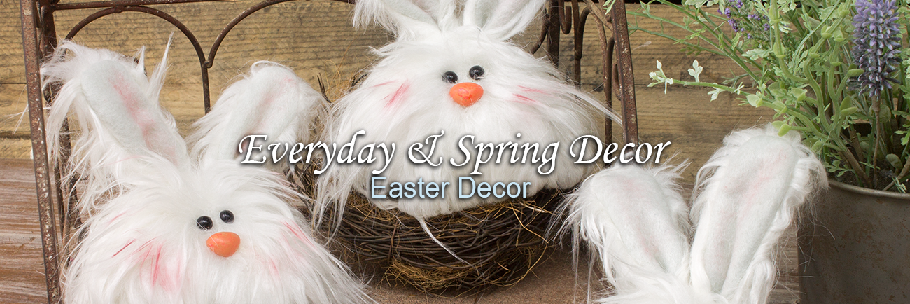2019.05.02 - Everyday and Spring Decor_Easter