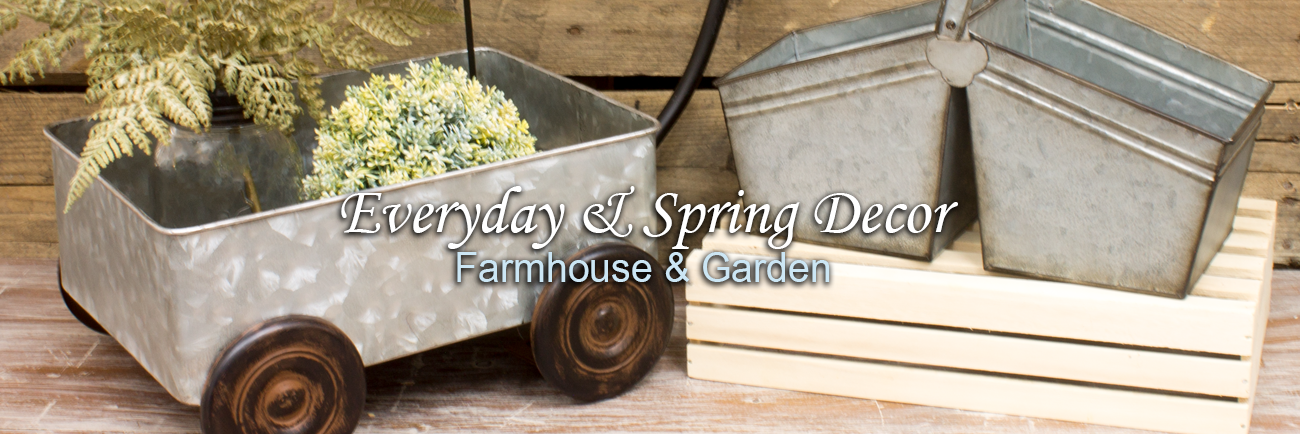 2019.05.02 - Everyday and Spring Decor_Farmhouse