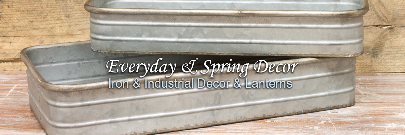 2019.05.02 - Everyday and Spring Decor_Iron