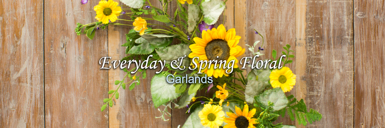 2019.05.02 - Everyday and Spring Floral_Garlands
