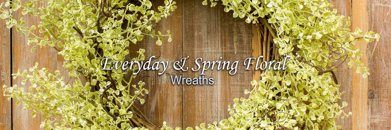 2019.05.02 - Everyday and Spring Floral_Wreaths
