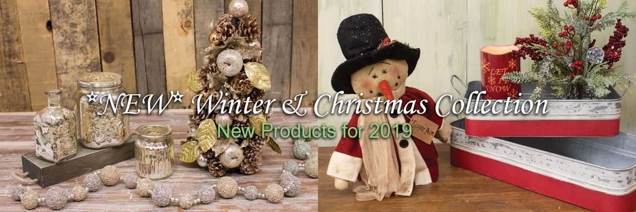 2019.05.03 - 2019 Winter and Christmas Collection