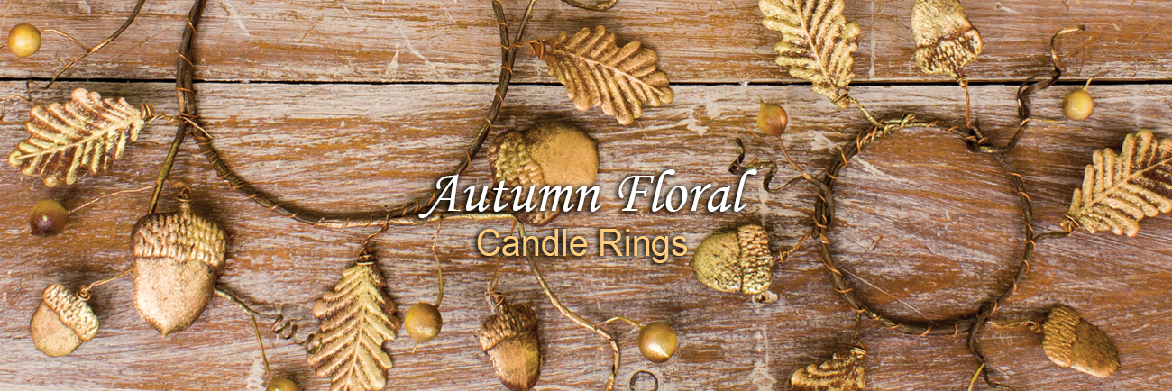 2019.05.03 - AutumnFloral_Candle Rings