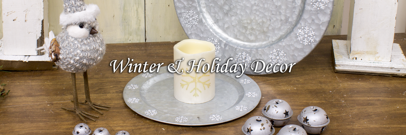 2019.05.08 - Winter and Holiday Decor
