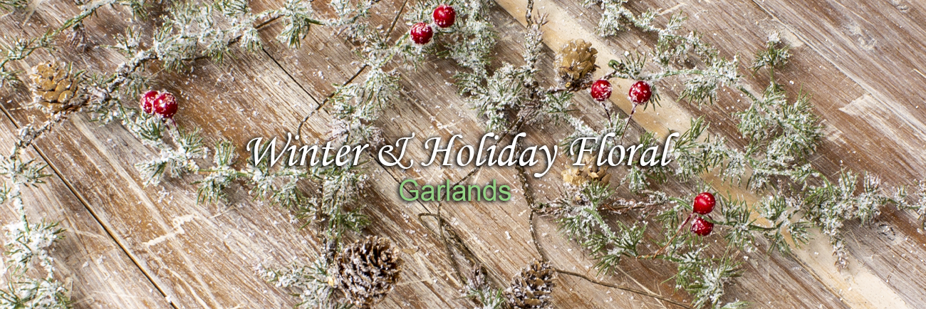 2019.05.08 - Winter and Holiday Floral_Garlands