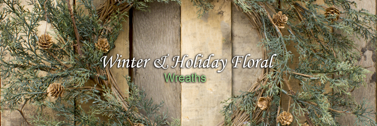 2019.05.08 - Winter and Holiday Floral_Wreaths