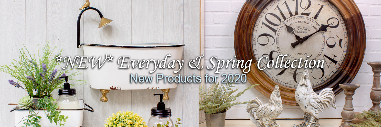 2019.05.31 - 2020 Spring and Everday Collection