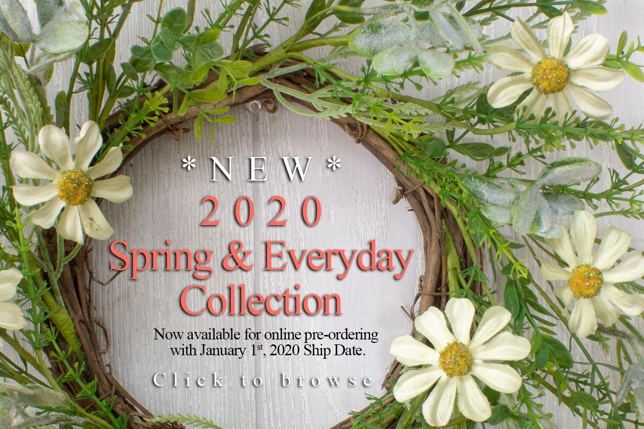 2019.05.31 - New 2020 Spring Collection