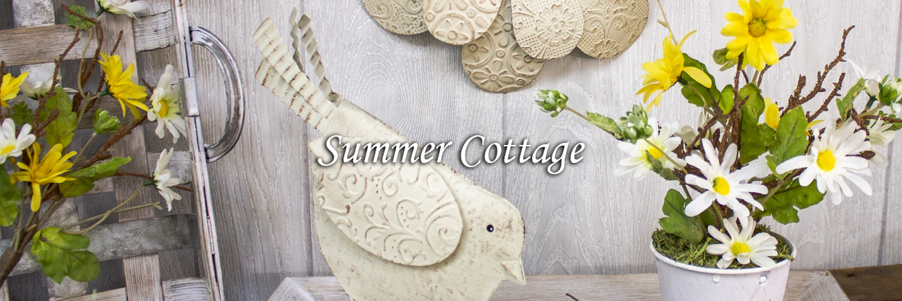 2019.06.05 - Everyday and Spring Decor_Summer Cottage